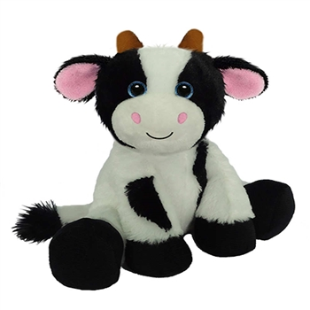 Floppy Friends Cow Stuffed Animal by First and Main