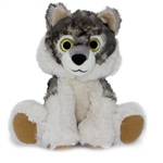 Floppy Friends Wolf Stuffed Animal by First and Main