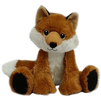 Floppy Friends Red Fox Stuffed Animal by First and Main