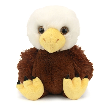 Floppy Friends Bald Eagle Stuffed Animal by First and Main