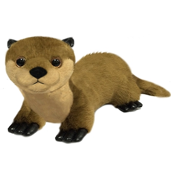 Floppy Friends River Otter Stuffed Animal by First and Main