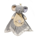 Plush Elephant Baby Blanket 14 Inch Lil Snuggler by Douglas