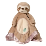 Plush Sloth Baby Blanket 14 Inch Lil Snuggler by Douglas