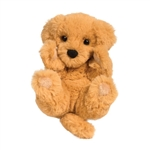 Stuffed Golden Retriever Puppy Lil Handfuls Plush by Douglas