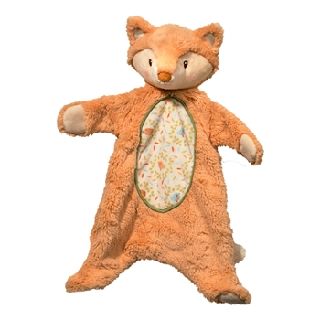 Sshlumpie Plush Fox Baby Blanket by Douglas