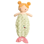 Sshlumpie Plush Mermaid Baby Blanket by Douglas