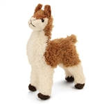 Lena the Little Plush Llama by Douglas