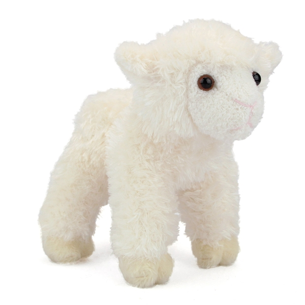 Little Bit The Little Plush White Lamb By Douglas At Stuffed Safari