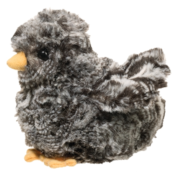 Little Plush Black Baby Chick Douglas Stuffed Safari