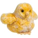 Meep the Little Plush Yellow Baby Chick by Douglas