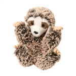 Stuffed Baby Sloth Lil Handfuls Plush by Douglas