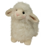 Lil' Toula the Stuffed Lamb by Douglas