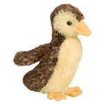 Marsha the Little Plush Baby Mallard Duck by Douglas