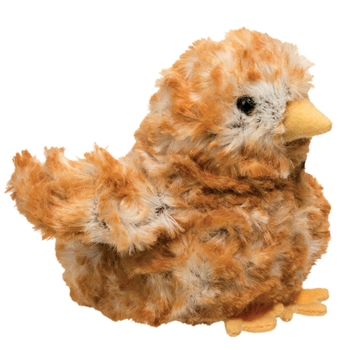 Beep the Little Plush Brown Baby Chick by Douglas