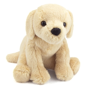 Butter the 5 Inch Plush Yellow Lab Mini Pup by Douglas