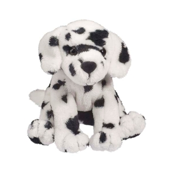 Checkers the 5 Inch Plush Dalmatian Mini Pup by Douglas