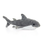 Bitsy the Little Plush Baby Great White Shark by Douglas