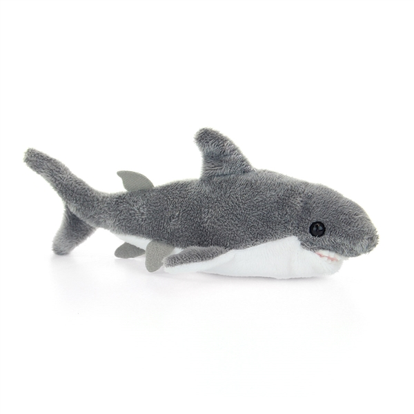 Bitsy The Little Plush Baby Great White Shark By Douglas At Stuffed
