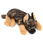 Mya the Lying Stuffed German Shepherd by Douglas
