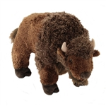 Sue the Plush Buffalo by Douglas