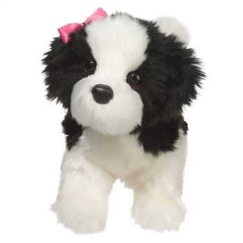 Poofy the Standing Stuffed Shih Tzu by Douglas