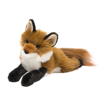 Amber the Floppy Plush Fox by Douglas