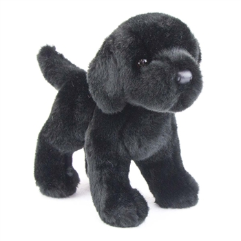 Bear the Standing Stuffed Black Lab by Douglas