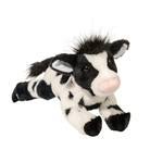 Corinna the Plush Dairy Cow by Douglas