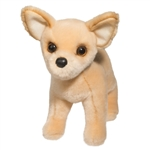 Carlos the Standing Stuffed Chihuahua by Douglas