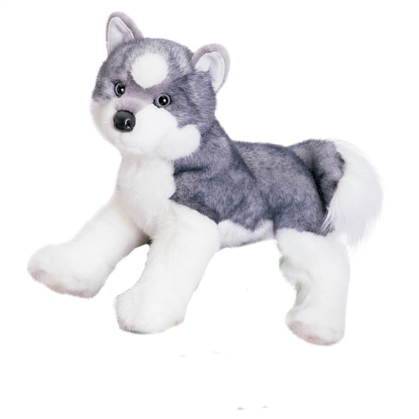 Sasha The Plush Siberian Husky Puppy By Douglas At Stuffed Safari