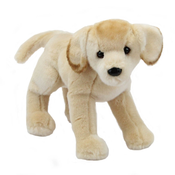 Mandy The Plush Yellow Lab Puppy By Douglas At Stuffed Safari