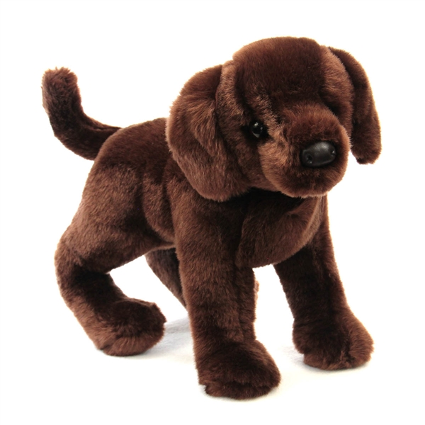 Cocoa The Plush Chocolate Lab Puppy By Douglas At Stuffed Safari