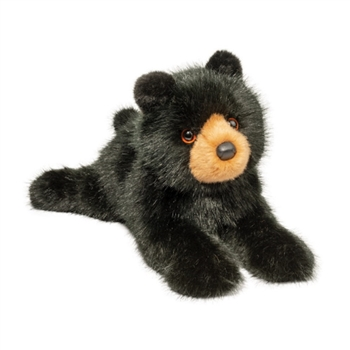 Sutton the Plush Black Bear by Douglas