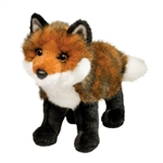 Scarlett the Standing Plush Red Fox by Douglas