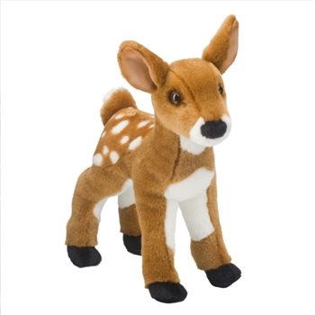 Delila the Plush Deer Fawn by Douglas
