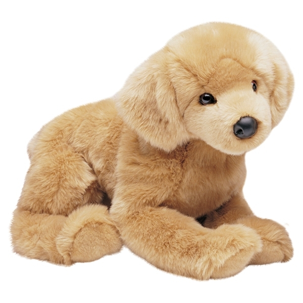 Honey the Big Plush Golden Retriever by Douglas at Stuffed Safari 2505b7893387