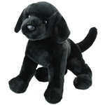 James the Big Plush Black Lab by Douglas