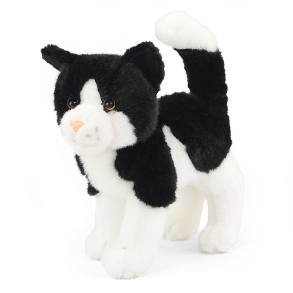 Scooter The Plush Tuxedo Cat By Douglas At Stuffed Safari