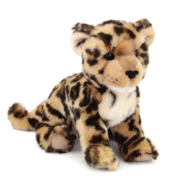 Spatter The Plush Leopard Cub By Douglas At Stuffed Safari