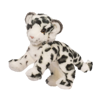 Irbis the Snow Leopard Stuffed Animal by Douglas