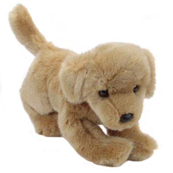Sandi The 12 Inch Stuffed Golden Retriever Puppy By Douglas At