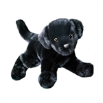 Brewster the 12 Inch Stuffed Black Lab Puppy by Douglas