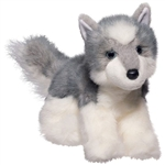 Joli the 12 Inch Stuffed Husky Puppy by Douglas