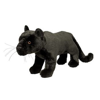 Jagger the Plush Black Panther by Douglas