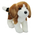 Balthezar the Stuffed Beagle by Douglas
