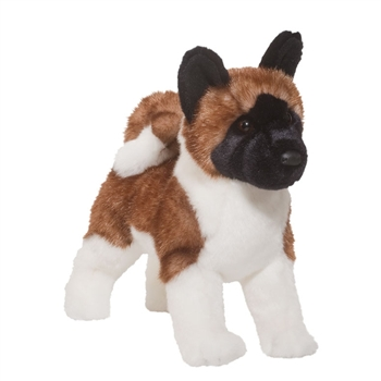 Kita the Stuffed Akita by Douglas