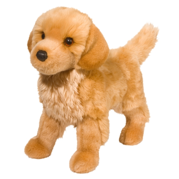 King The Plush Golden Retriever Puppy By Douglas At Stuffed Safari