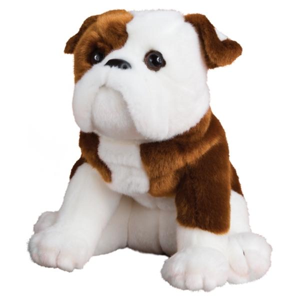 Hardy The Plush Bulldog Puppy By Douglas At Stuffed Safari