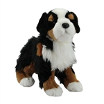 Trevor the Plush Bernese Mountain Dog by Douglas