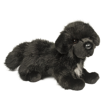 Bundy the Plush Newfoundland Puppy by Douglas